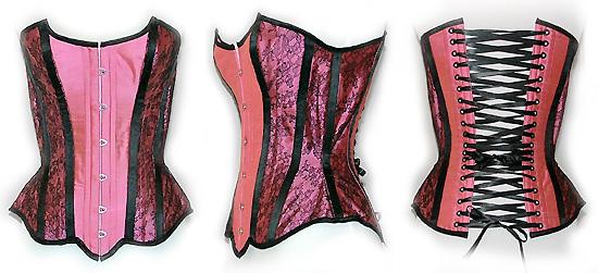 Volute corset Kristen p
