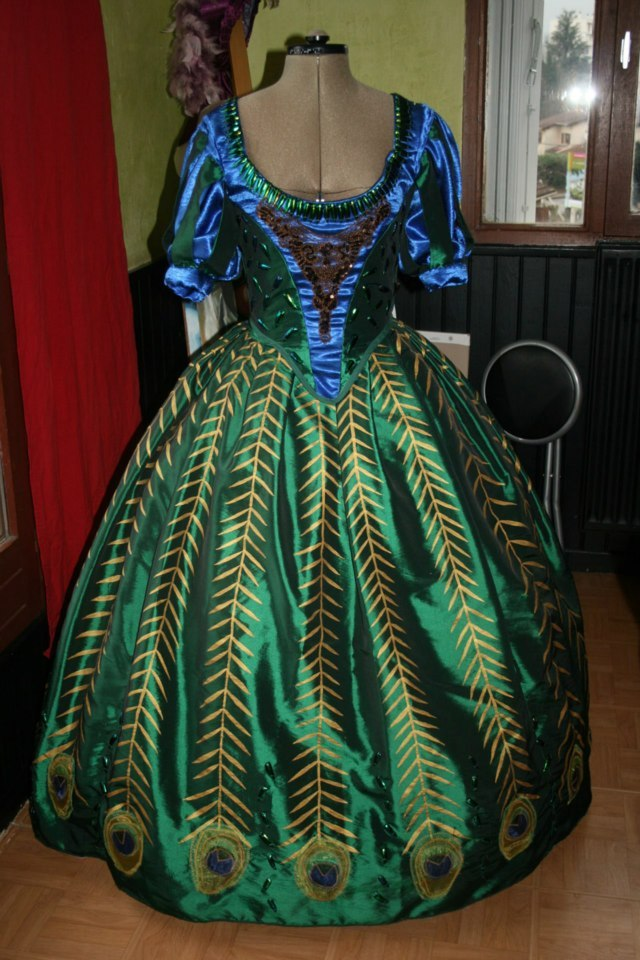 Projet: La robe Héra