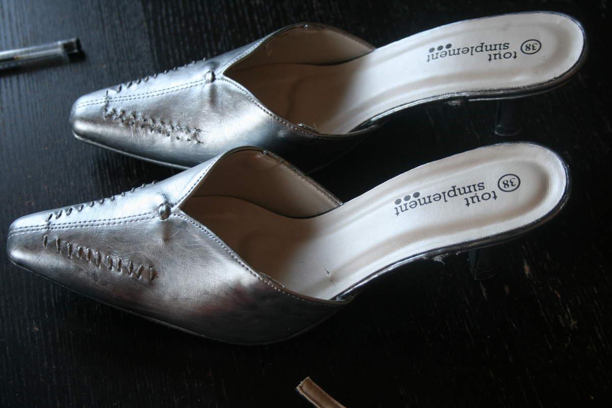 Tuto : réaliser des chaussures de princesse