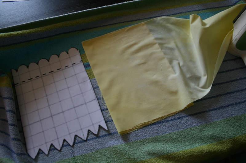 Tuto: projet robe anglaise retroussée à la polonaise partie IV (décorations jupe, jupon)