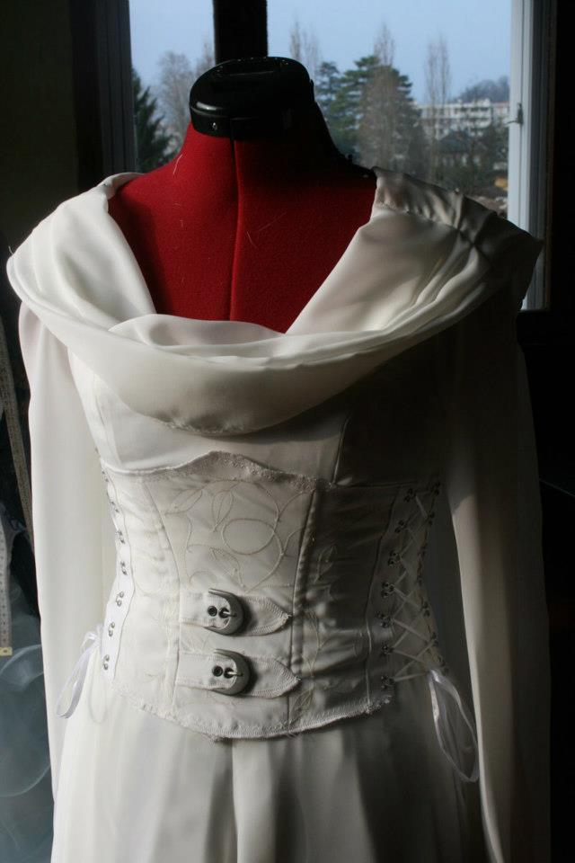 La robe de la princesse Leïa( star wars)