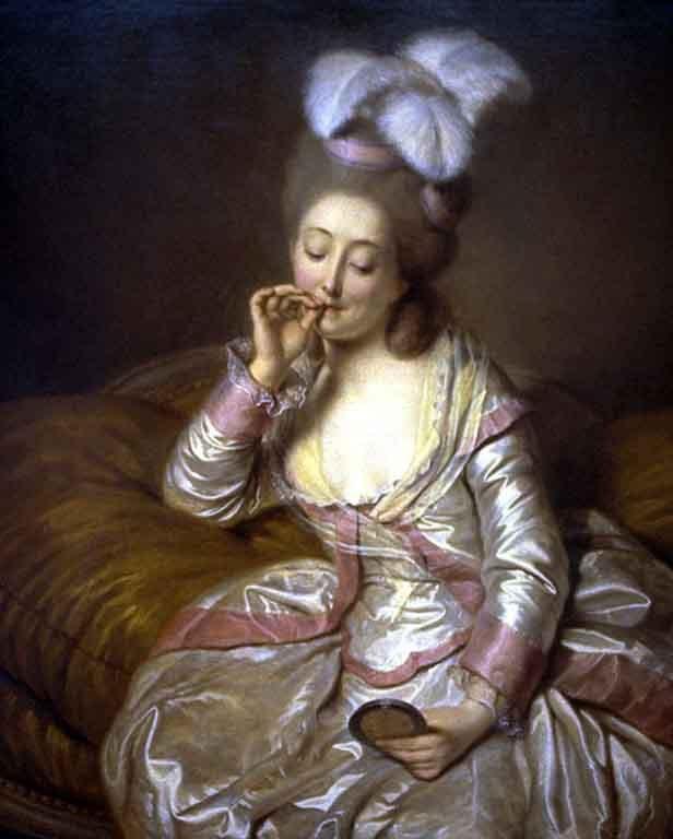 projet: Robe circassienne  1780: le patron