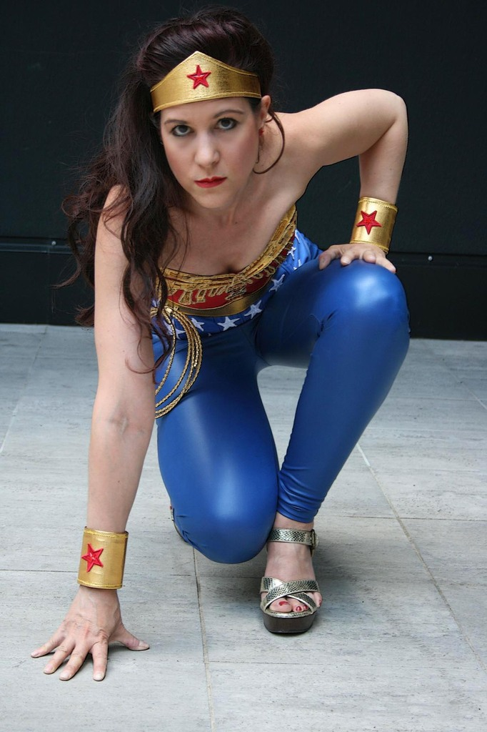 Wonder Woman le shooting