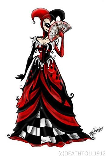 Le projet Harley quinn