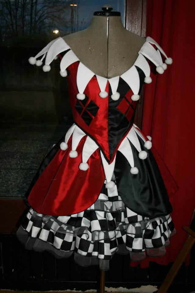 Le projet Harley Quinn : la surjupe