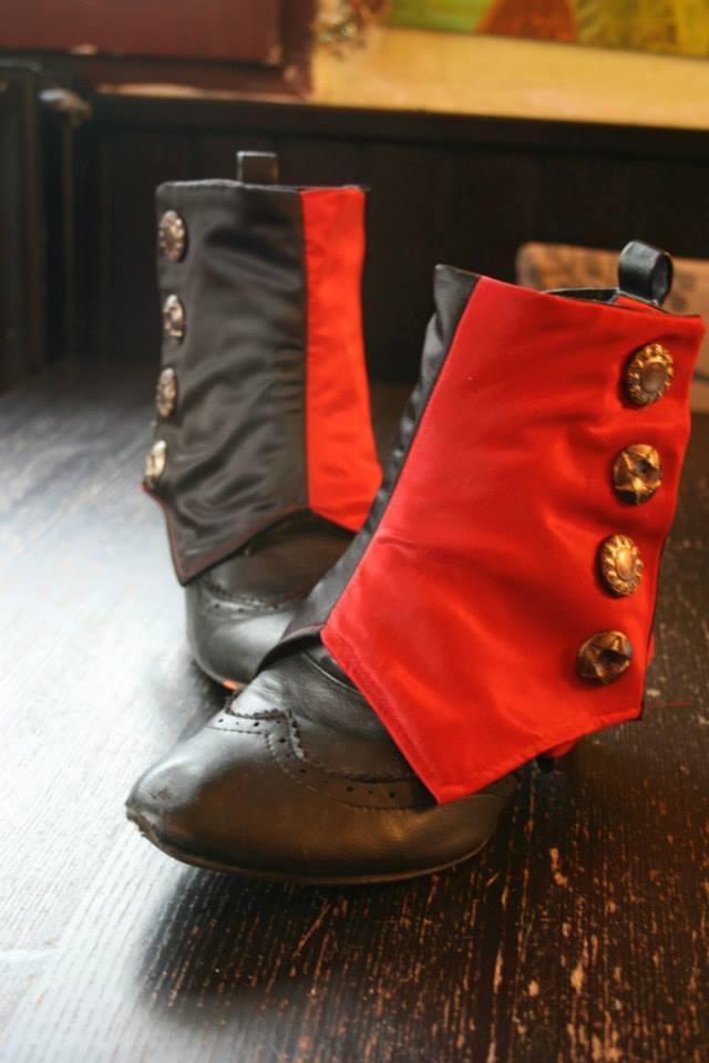 Le projet Harley Quinn : les accessoires