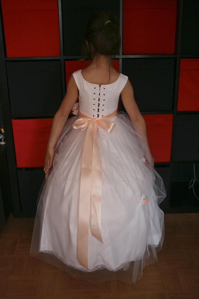 Le projet Mariage (Anna karenine) La robe de ma fille