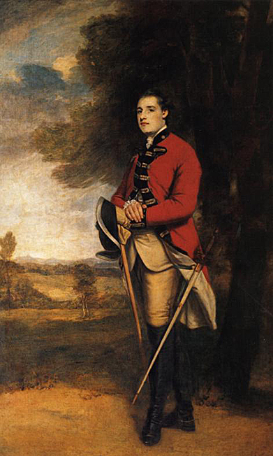 Sir Richard Worsley Reynolds 1775