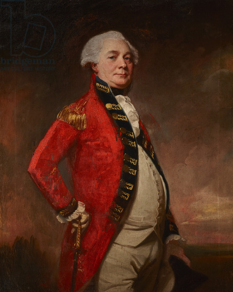 Brigadier-General Lawrence Nilson Romney, George
