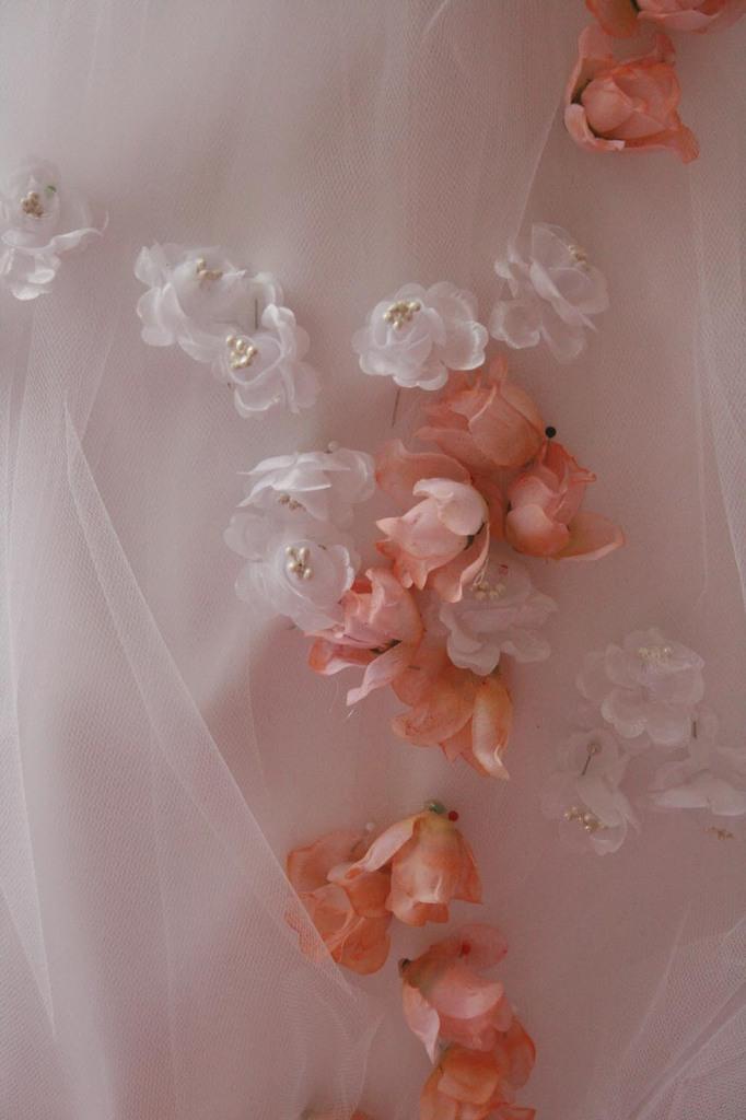 Le projet Mariage (Anna Karenine) La robe de la mariée