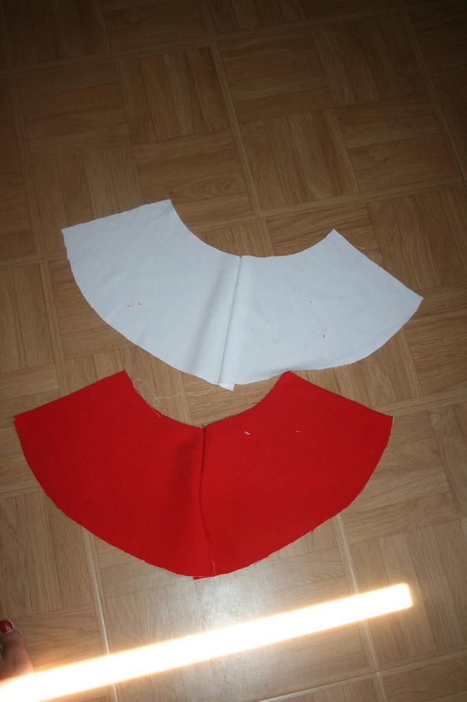 Partie dos composé de l'assemblage des deux pièces dos.