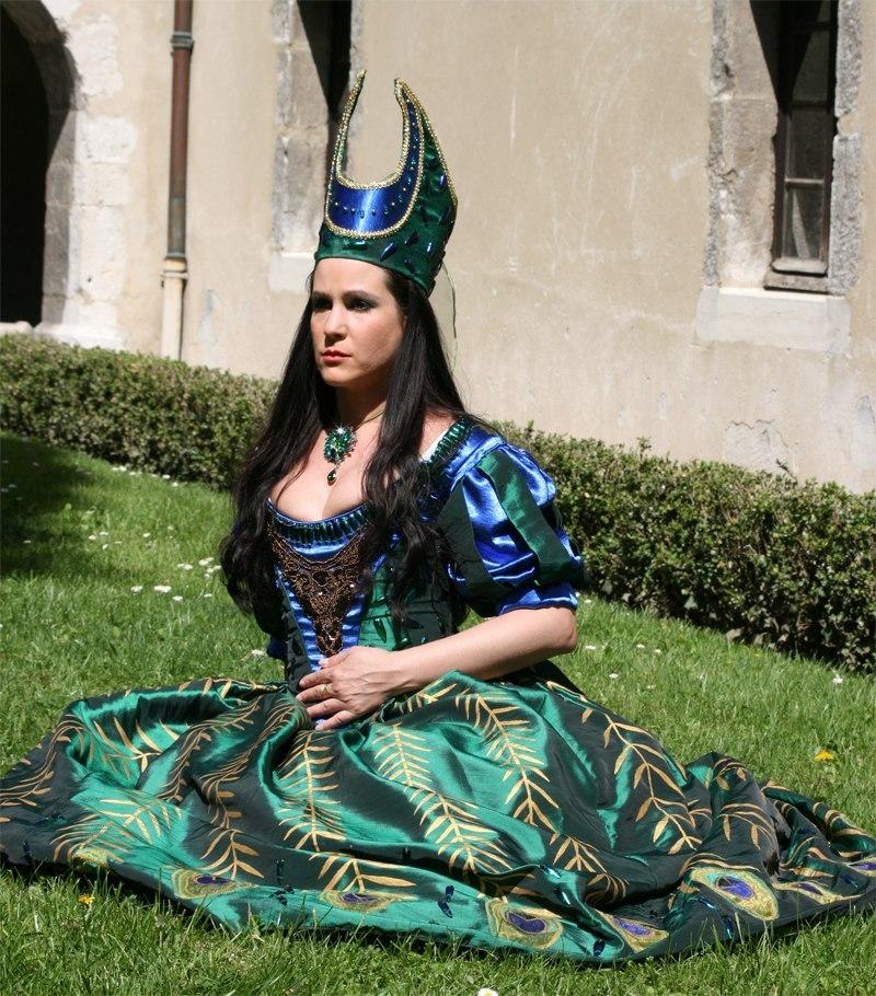 Shooting: La robe d'Héra