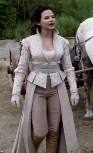 Le projet : once upon a time,les strass