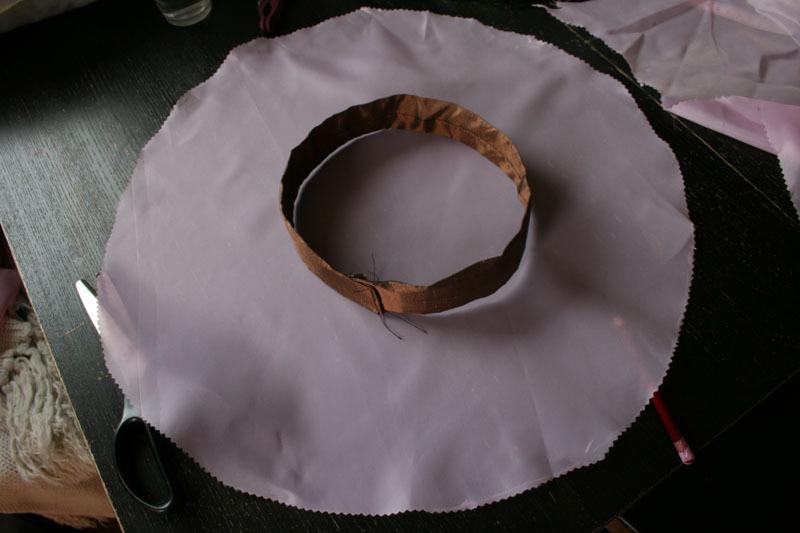 Tuto : Réaliser un chapeau XVIII eme