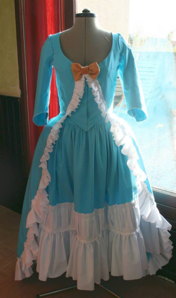 robe polonaise