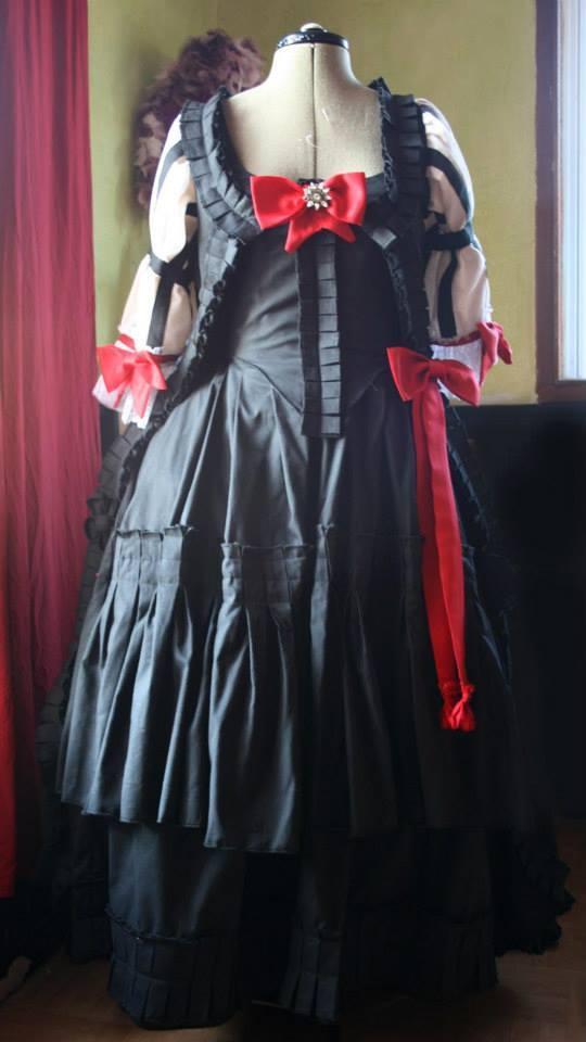 Robe suédoise