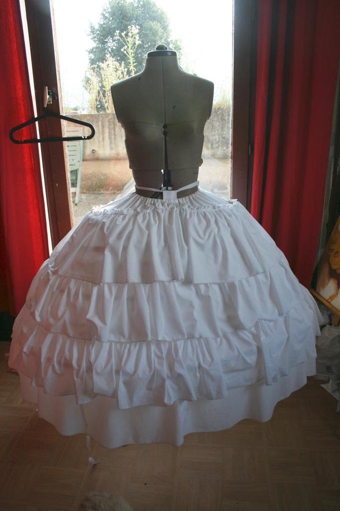 La robe à la française