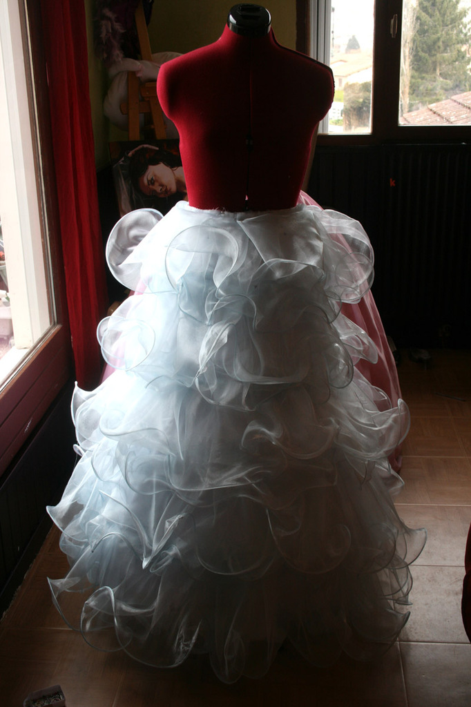 Le projet Medusa: La jupe