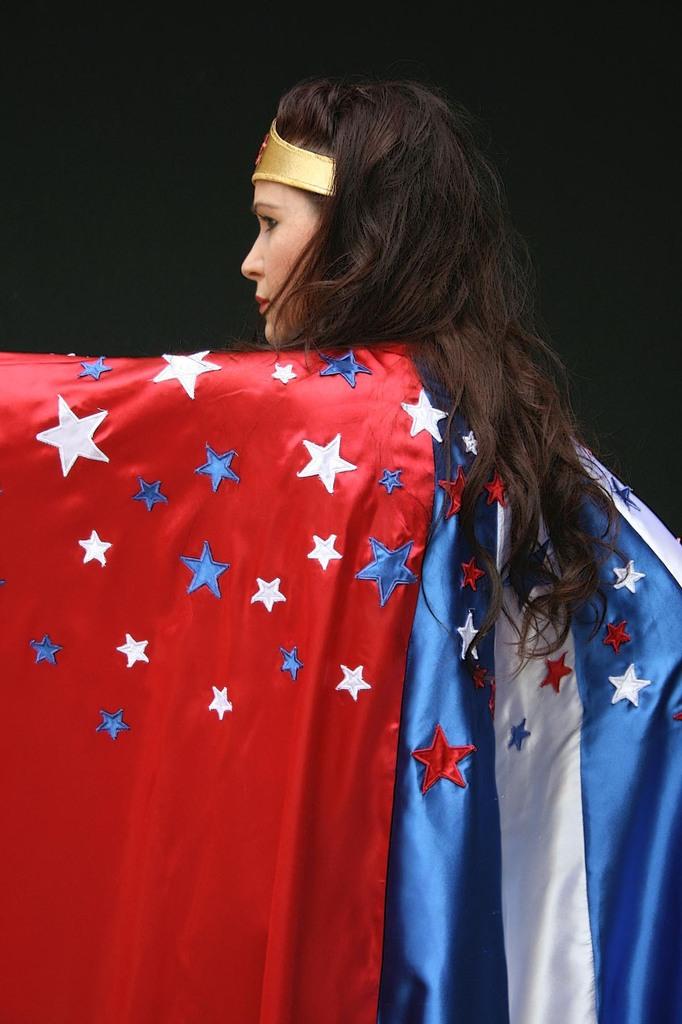 Wonder Woman le shooting