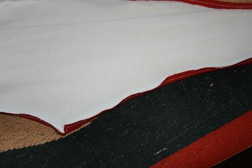Réaliser une ceinture en tissu
