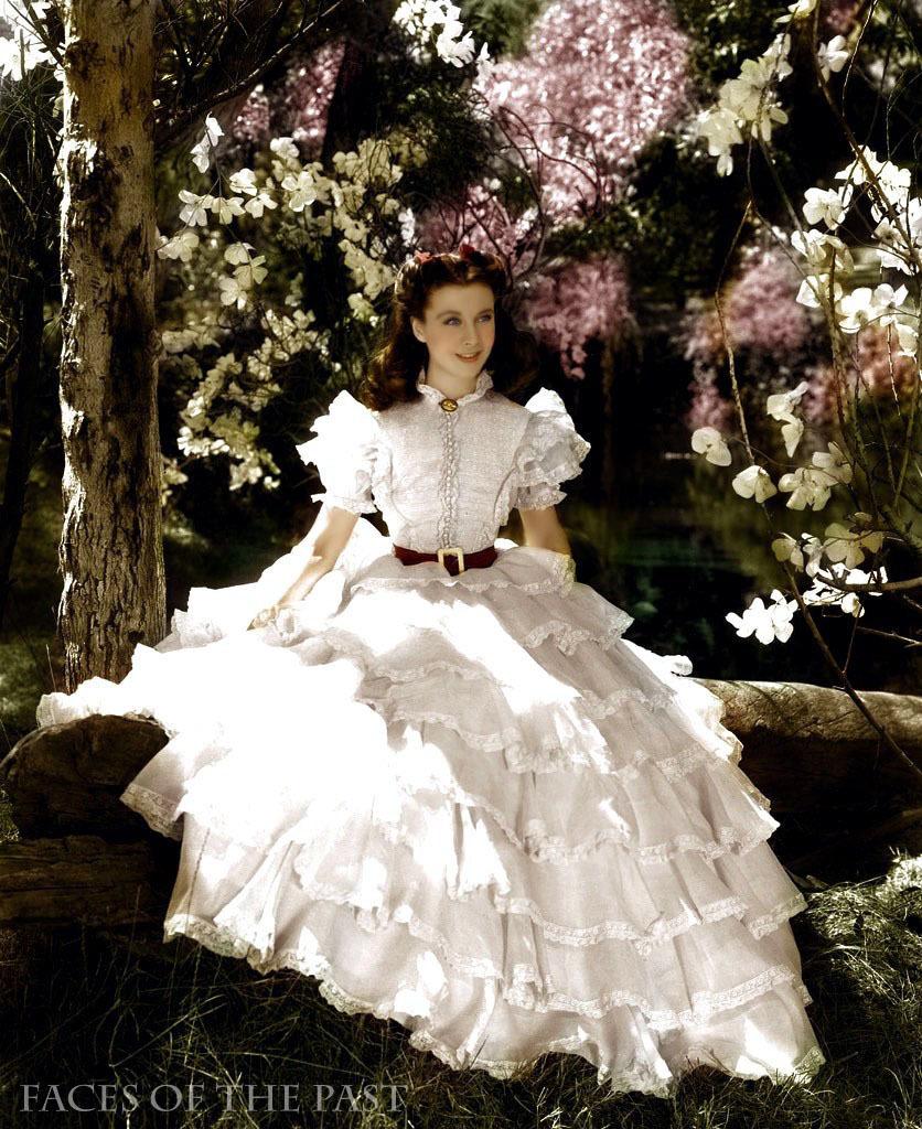 Projet : Princesse Scarlett (O'hara)