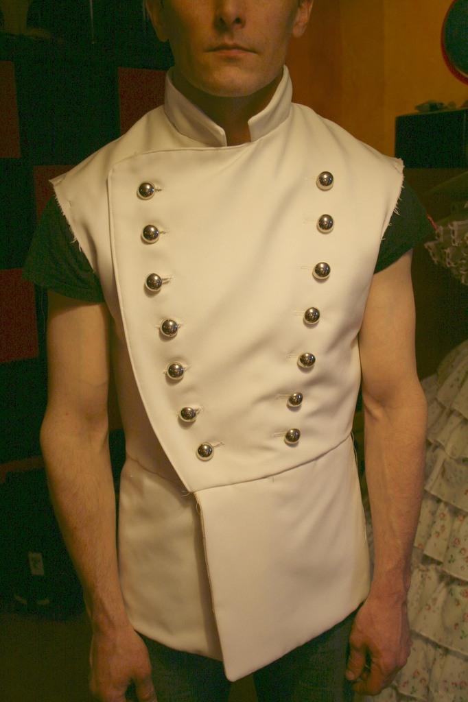 Le projet Mariage (Anna karenine) Le costume de Monsieur