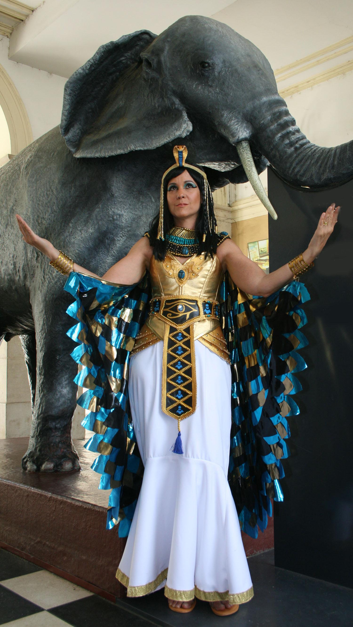 Cléopâtre reine D'Égypte